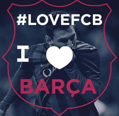 Barça / FCB Barcelona - cover