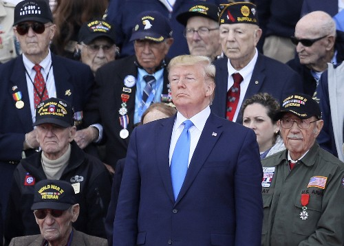 Poll: Military vets back Trump but many wary of his judgment