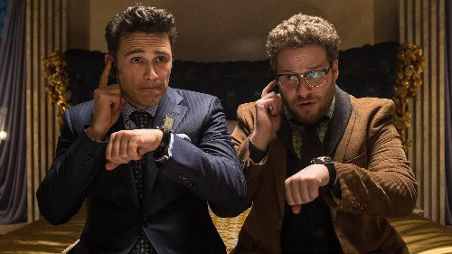 Viewers Worldwide Are Torrenting 'The Interview' Despite U.S.-Only Release