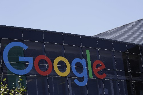 The Latest: Google shows off new phone, other devices