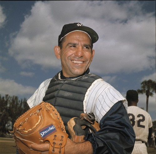Yogi Berra, Yankee Legend, Remembered in Pictures