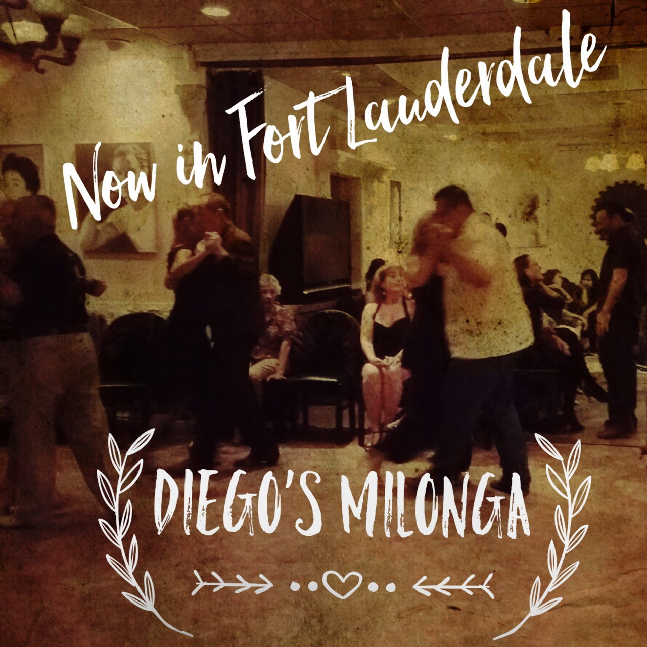 Learn Tango in Fort Lauderdale! www.diegosantanatango.com