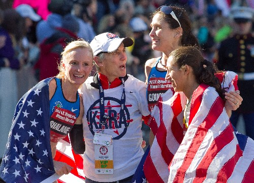 Athletics: Benoit Samuelson to race in Boston again at age 61