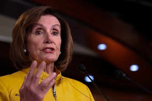 U.S. House Speaker Pelosi cites key problems in way of USMCA trade pact approval
