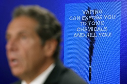 New York moves to enact statewide flavored e-cig ban