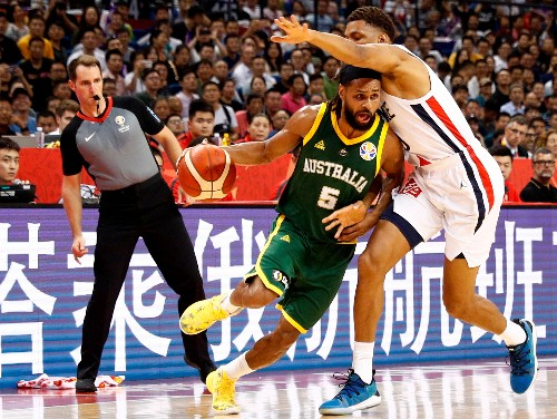 Mills could lead Boomers to title says Pierce after U.S. loss