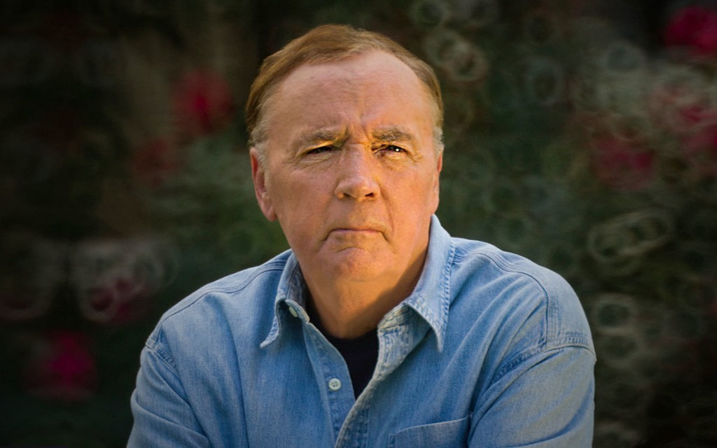 On the Red Couch with Author James Patterson