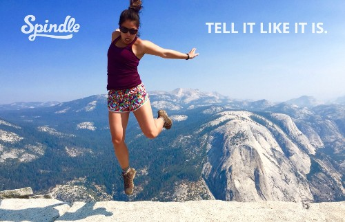 Spindle Is A Social App That Encourages You To Be Selfish With Your Content