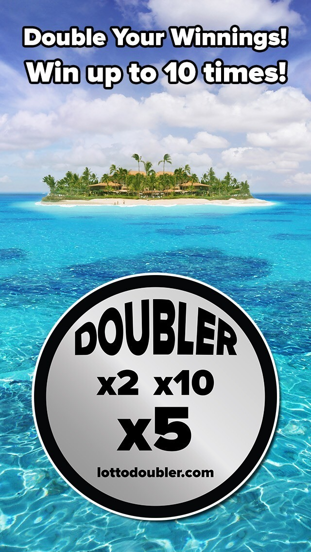 Double Your Winnings! Win up to 10 times! It's all about the doubler! x2, x5, x10 Lotto Doubler instant lottery #millionaire #scratch #scratchticket #scratchtickets #lotto #doubler #lottery #lottodoubler #lotterydoubler #jackpot #instantgames #instant #games #DoubleYourWinnings