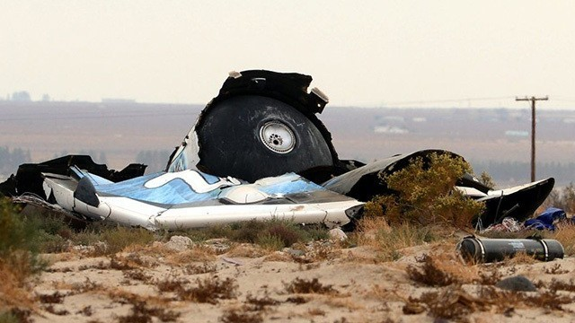 Branson admits SpaceShip Two crash casts doubt on space tourism project