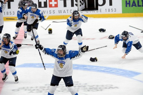 IIHF offers explanation for call that cost Finland gold
