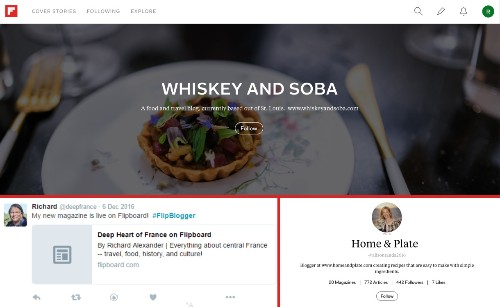How to ensure that Flipboard readers discover your blog