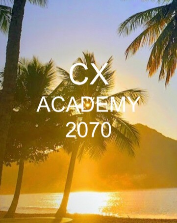 CX's Academy 2070 - cover