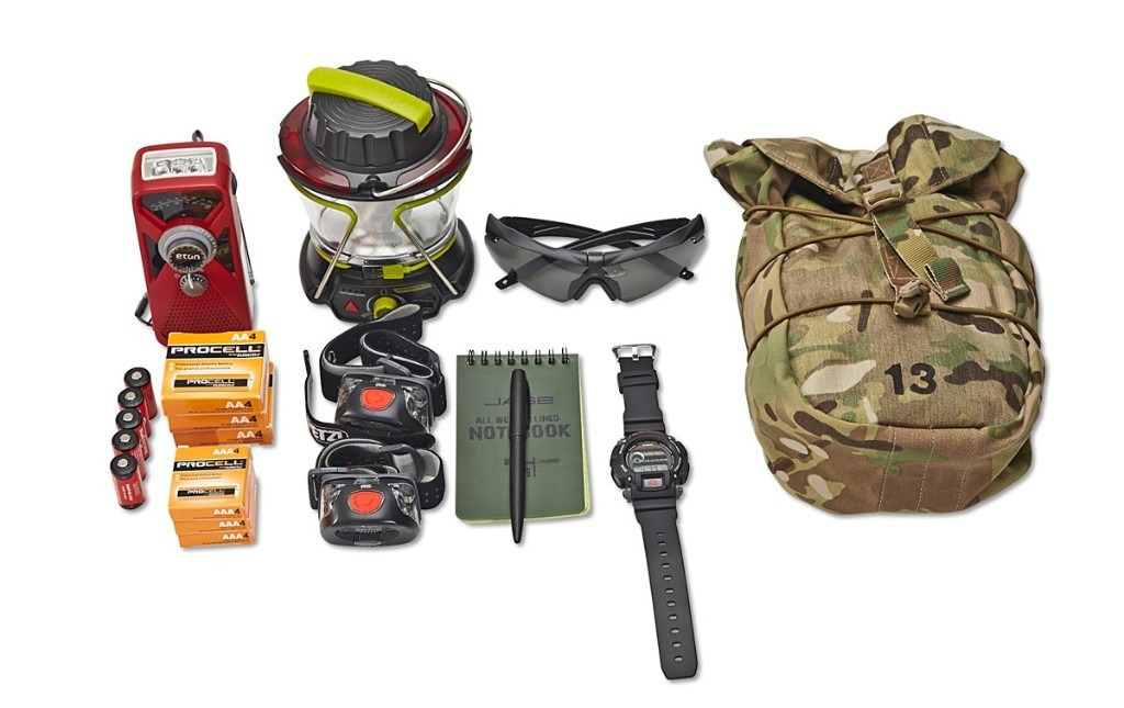 Ulysses Tier 1 Disaster Relief Kit: The ultimate disaster kit