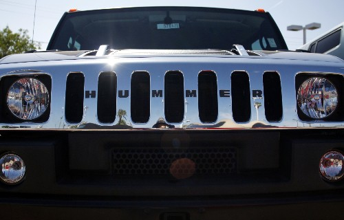 Exclusive: Electric Hummer could be part of GM's move into EV trucks, SUVs - sources