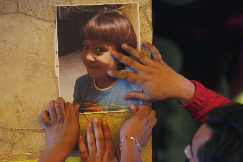 Killing of 7-year-old stokes anger in Mexico over femicides