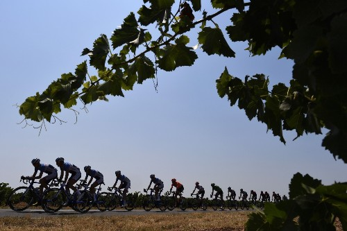 Tour de France Heads into Home Stretch: Pictures