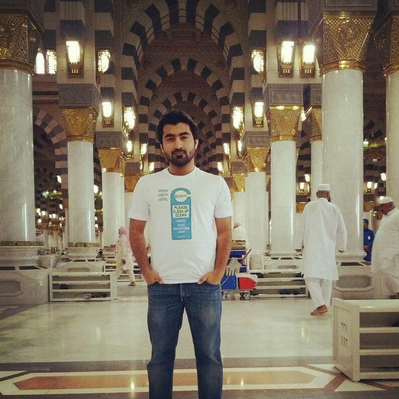 Masjid Nabwi...Madina...Saudi Arabia