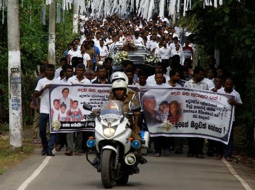 Zahl der Toten in Sri Lanka steigt auf 359