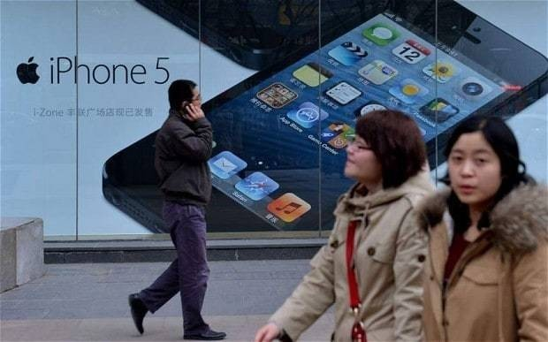 Apple denies iPhone threatens Chinese national security