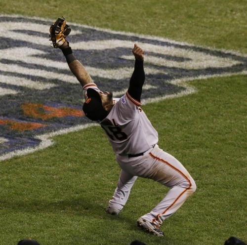 Giants Win World Series! In Pictures