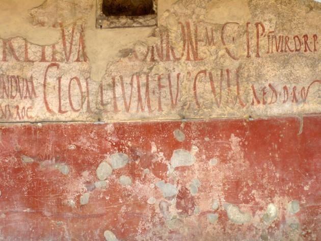 Pompeii's Graffiti and the Ancient Origins of Social Media