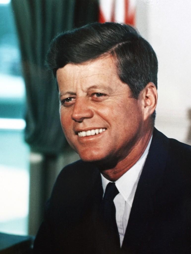 JFK - Magazine cover