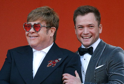 From 'Your Song' to your movie: 'Rocketman' builds on new music biopic