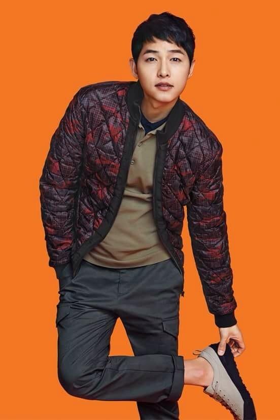 Song Joong Ki for Kolon Sports