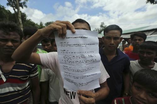 Rohingya shun repatriation to Myanmar, want safety guarantee