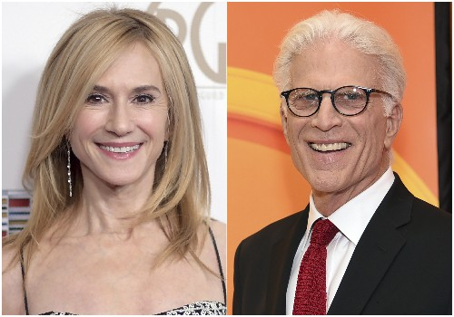 Holly Hunter to play liberal councilwoman in new NBC sitcom