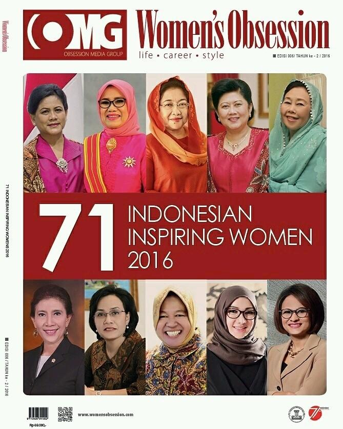 Agustus 2016 EDITION - Magazine cover