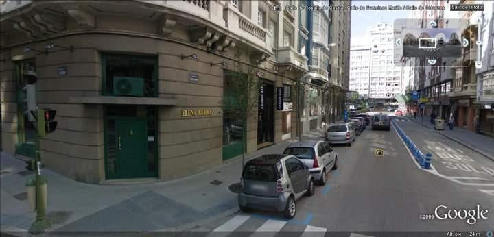 Francisco Mariño, Calle Donde Naci