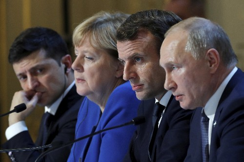 Russia, Ukraine fail to reach a new gas deal in Paris