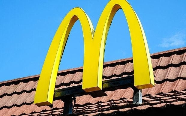 McDonalds to offer wireless phone charging in UK