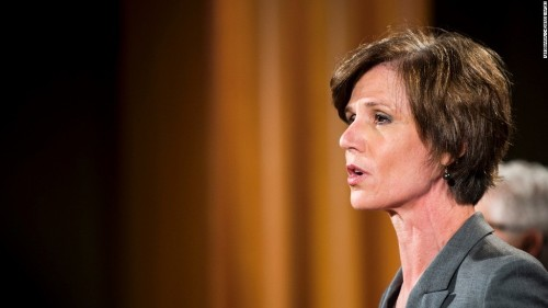 Sources: Former Acting AG Yates to contradict administration about Flynn at hearing