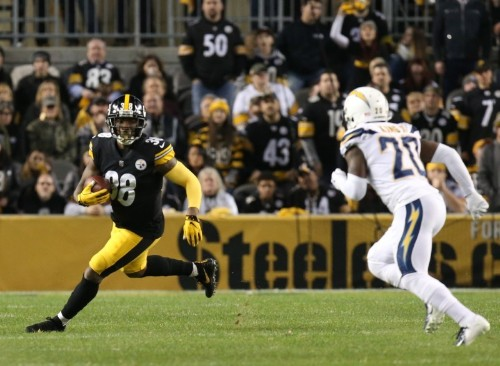 NFL notebook: Steelers expecting RB Conner back for Pats