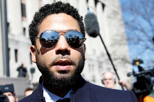 Special prosecutor to review actor Jussie Smollett's case: judge