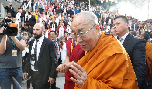 Factbox: The Dalai Lama - ten facts about Tibet's spiritual leader
