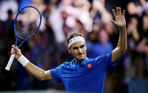 Tennis: Federer keeps Team Europe ahead in Laver Cup with win over Kyrgios