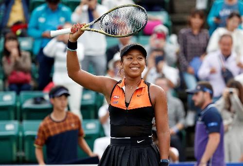 WTA roundup: Osaka into third Pan Pacific final