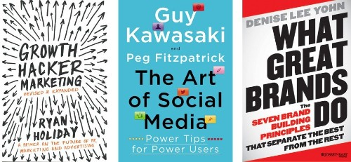 Top 10 Marketing Books of 2014