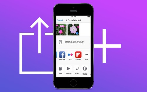 Share to Flipboard From Within iOS 8