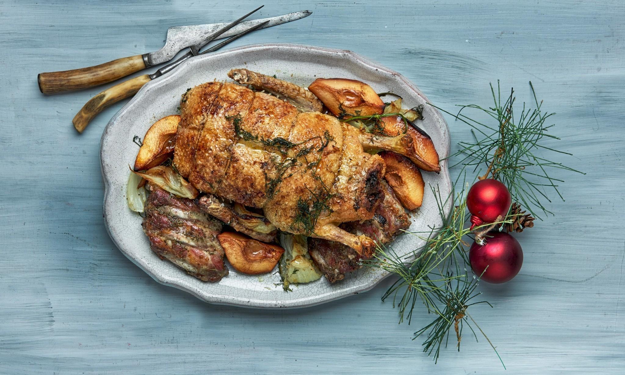 Joe Trivelli's Italian Christmas recipes