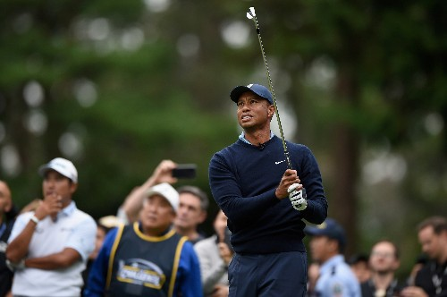 Tiger Woods to sit out Saturday fourballs at Presidents Cup