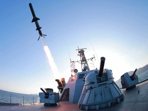 North Korea successfully launched new 'ultra-precision anti-ship' missiles