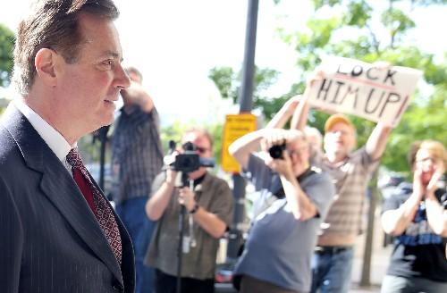 U.S. prosecutors say no leniency needed for Trump ex-aide Manafort