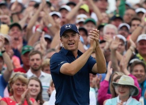 Spieth Goes Wire to Wire to Win The Masters: Pictures