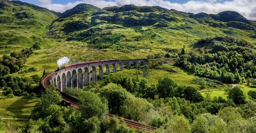 The 7 most incredible train trips to take in Europe
