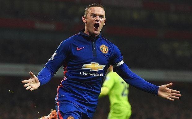 Wayne Rooney, Robin van Persie and Sergio Aguero fail to make shortlist for Uefa team of the year